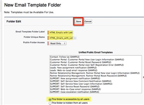 Creating An Html Email Template by Create A Salesforce Html Email Template With Merge Fields