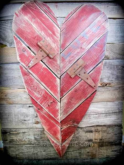 valentine projects farmhouse friday knick  time