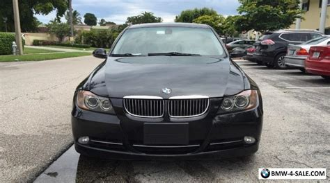2007 Bmw 3-series Sedan For Sale In United States