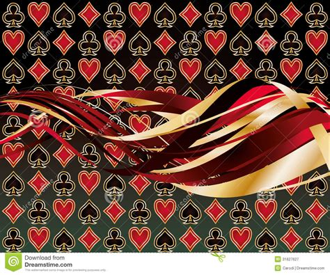 abstract casino banner stock vector illustration  club