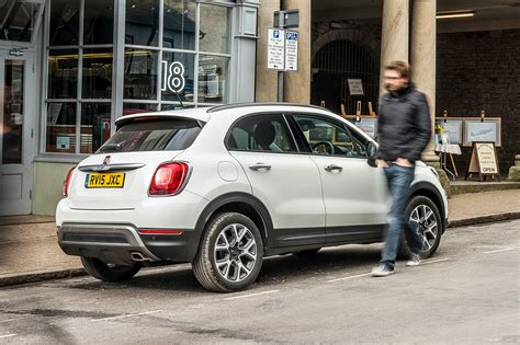 Fiat 500 X Review by Fiat 500x 2016 Term Test Review By Car Magazine
