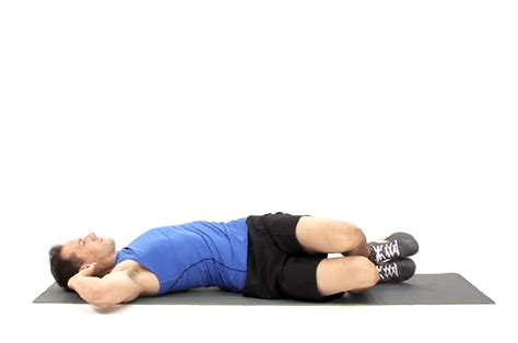 Pain when doing sit ups