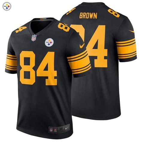 NEW 2018 NFL Antonio Brown Nike Color Rush Legend Jersey ...