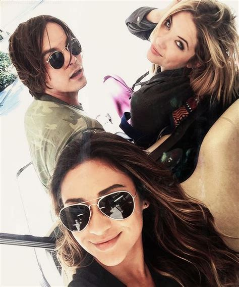 meandmyseries | Pretty little liars, Ashley benson and ...