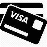 Visa Icon Card Debit Bank Icons Money