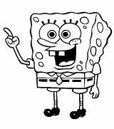 Spongebob Coloring Pages Bestappsforkids Children sketch template