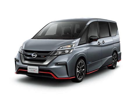 nissan japan new nissan serena nismo arrives on japan 39 s roads carscoops