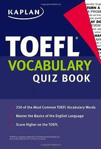 Kaplan Toefl Vocabulary Quiz Book