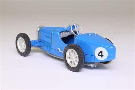 Models of Yesteryear Y-11/4; 1932 Bugatti Type 51; French ...