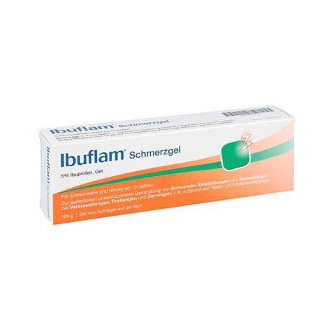 ibuflam schmerzgel   guenstig bei apothekeat
