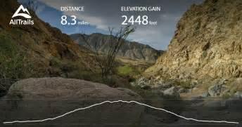 bear creek canyon trail california alltrails