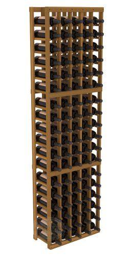 wine racks america wine racks america cellar rack 5 column in premium redwood
