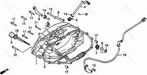 Honda Motorcycle 1978 Oem Parts Diagram For Right