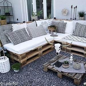 Salon De Jardin Palettes : fabriquer un meuble en palette bois techniques et ~ Farleysfitness.com Idées de Décoration