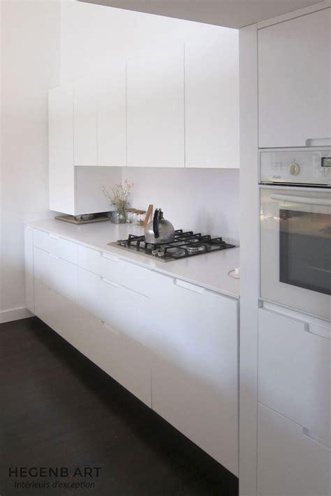 cuisine blanc laque cuisine moderne blanc laqué hegenbart