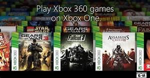 Jogos De Xbox 360 Que Rodam No Xbox One So Revelados Pela