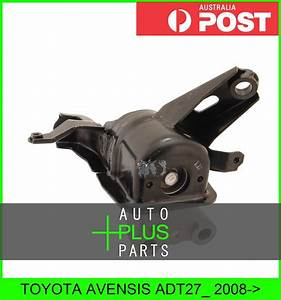 Fits Toyota Avensis Adt27  Right Hand Rh Engine Mount