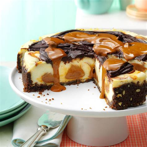 dulce de leche cheesecake recipe taste of home