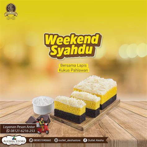 Rungkut madya no.41, rungkut kidul, kec. Weekend Syahdu~ Jual Lapis Kukus Pahlawan, Lapis Kukus Surabaya, Jual Lapis Kukus, Lapis Kukus ...