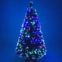 kasco colour changing led 2 6 ft fibre optic christmas tree green black fibre optic artificial indoor tree 2ft 3ft 4ft 5ft or 6ft ebay