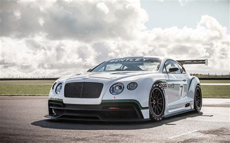 Bentley Continental Gt3 2013 Wallpaper