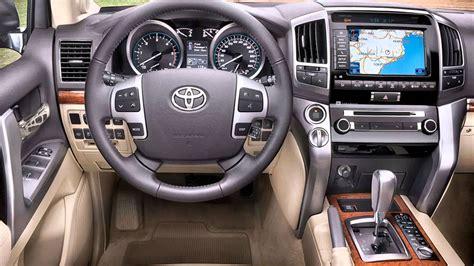 Land Cruiser Interior by 2015 Toyota Land Cruiser