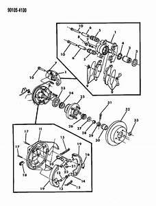 2003 Chrysler Sebring Lx 2 4l 4 Cyl A  T Bleeder Screw