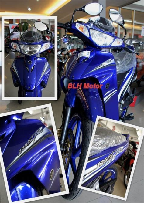 2012 yamaha 125zr now available at blh motor motomalaya