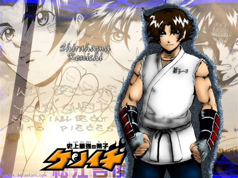 Kenichi Anime Wallpaper - kenichi wallpapers wallpaper cave