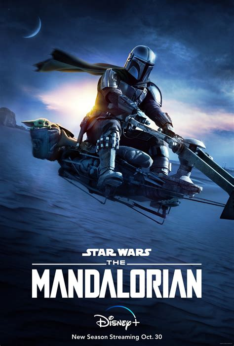 New Mandalorian Season 2 Poster Puts Baby Yoda on a ...