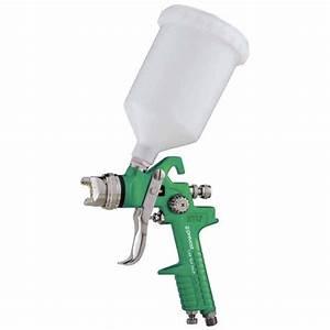 Pistolet Peinture Gravité Hvlp : pistolet peinture air comprim car g04 hvlp pr vost ~ Premium-room.com Idées de Décoration