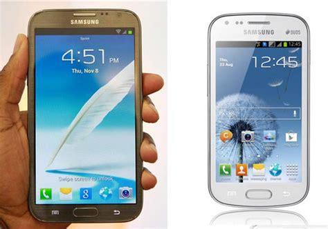 top 10 samsung phones top 10 samsung smartphones in india