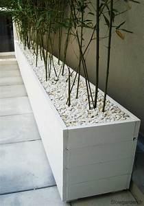 Bac En Bois Pour Plantes : bacs plantes bois sur mesure marseille garden ~ Dailycaller-alerts.com Idées de Décoration