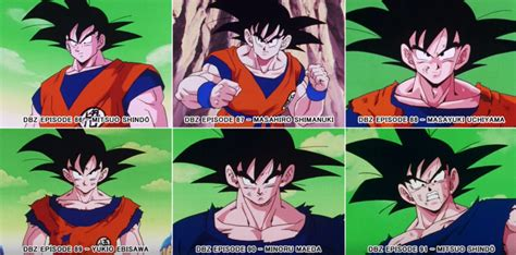 How Dragon Ball Z Characters Change From Episode To