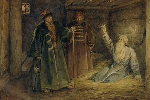 'Dog-headed people': What was Ivan the Terrible's ...
