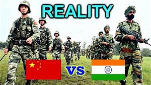 INDIA VS CHINA Military Power Comparisons 2018 - YouTube
