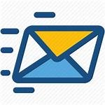 Icon Mail Email Send Sending Mailing Icons