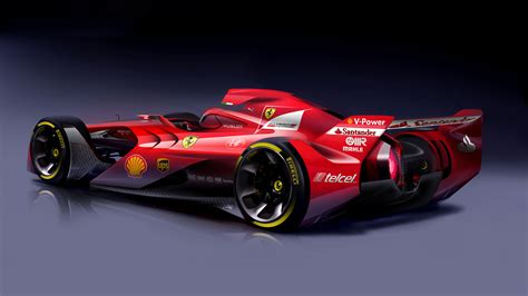 Ferraris New Concept Is A Political Statement About The