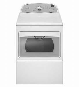 Whirlpool U00ae Cabrio U00ae High Efficiency Gas Dryer With Accelercare U00ae Drying System  Wgd5700xw White