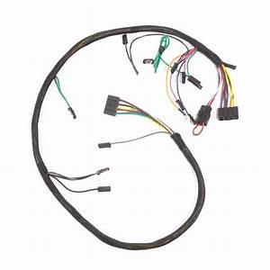 John Deere 4020 Diesel Complete Wire Harness  Serial