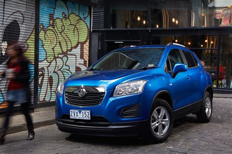 The model range is available in the following body types starting from the engine/transmission specs shown below. 2014 Holden Trax - Price $23,490 AUD