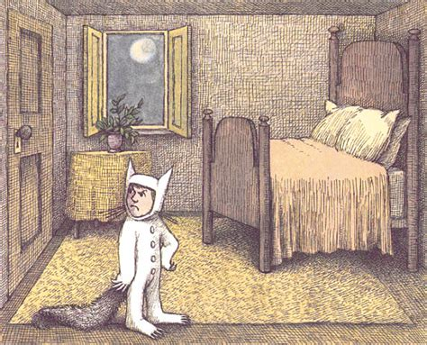 Where The Things Are Bedroom by Where The Things Are By Maurice Sendak Slap Happy Larry