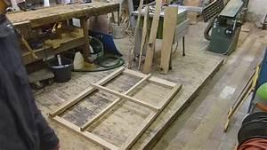 Schubladenschienen Selber Bauen : sprosssenfenster selber bauen teil 1 zuschneiden youtube ~ Yasmunasinghe.com Haus und Dekorationen