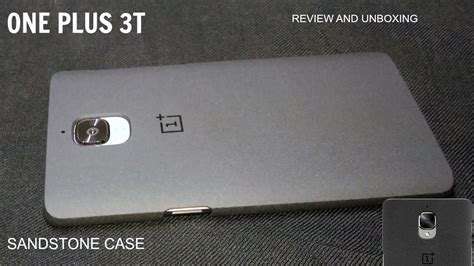 one plus 3 3t sandstone unboxing and review