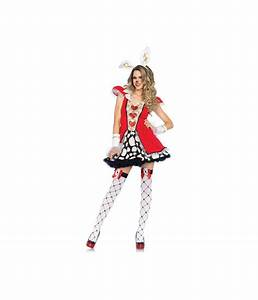 White Rabbit Alice in Wonderland Womens Costume Disney ...