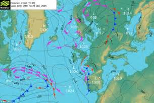 uk weather forecasts more than a month s worth of