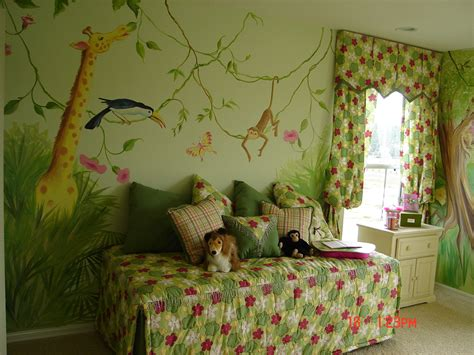 murals  kids rooms  grasscloth wallpaper