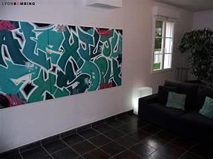 Toile Street Art : toile graffiti et objet d 39 art street art ~ Teatrodelosmanantiales.com Idées de Décoration