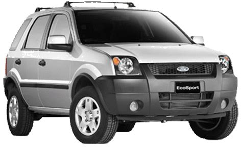 2007 Ford Ecosport  Car Review @ Top Speed