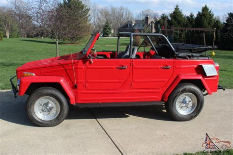 Vw Thing by Awesome Vw Thing Buggy Type 181